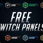 Free Overwatch Twitch Panel Maker