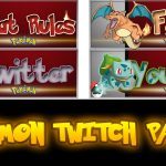Free Pokemon Go Twitch Panels | Pack 12