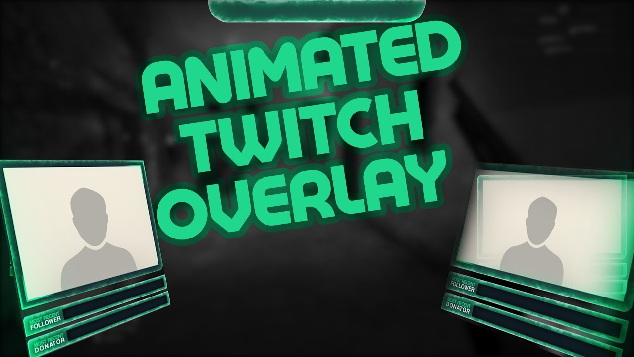Free Animated Twitch Overlay Twitchboard Free Twitch