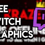 FREE TWITCH GRAPHICS (BANNER, PANELS, OFFLINE)