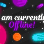 how to make your own twitch offline