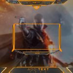 Twitch Overlay Banner Template livestream Free PSD 2016 [HD]
