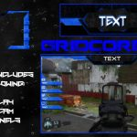 """""""Ion"""" Free GFX Twitch Overlay, Facecam, Twitch Info Panels Template GFX Pack"""