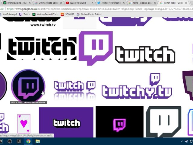 HOW TO MAKE A TWITCH/YOUTUBE OVERLAY FREE!! (2017)