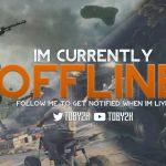 Toby2k – Twitch Offline Overlay Thumbnail [Speedart] (30)
