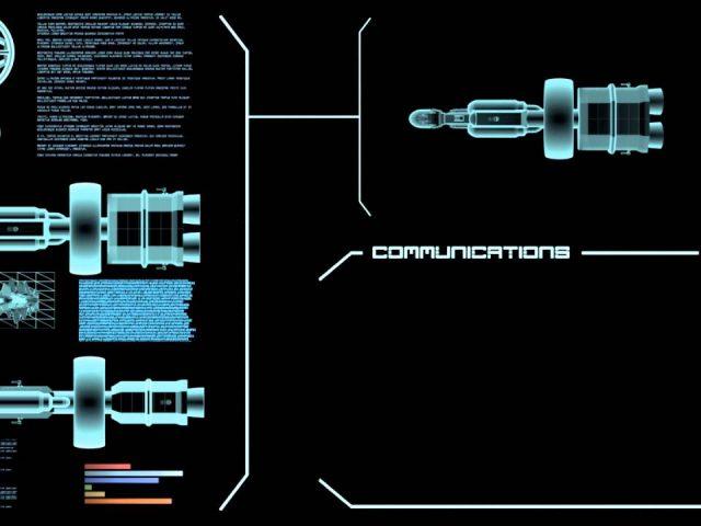 Generation Ship Twitch Overlay Panel
