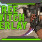 Twitch Overlay Template Speedart + Free Download 2016