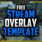 Free Twitch Overlay | Speedart #17