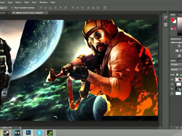 Twitch AFK Picture FREE (2014) – Photoshop