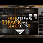 Free special Twitch Stream Pack for Black Ops 3