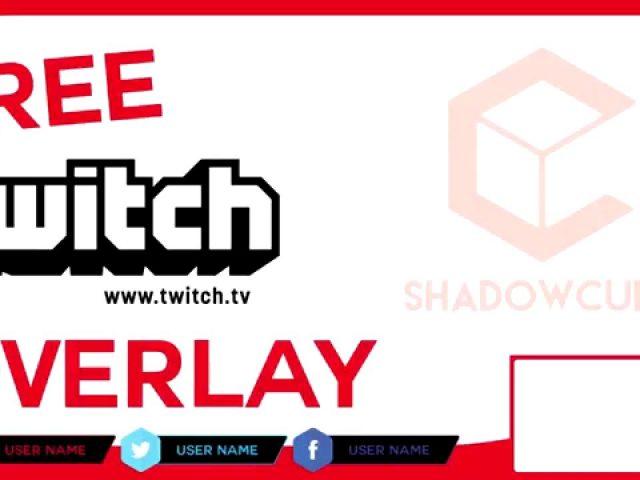 Free Twitch Overlay – EP 1