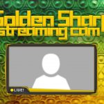 Free Twitch Overlay Template – Golden Sharp Cam – PSD – Free Download