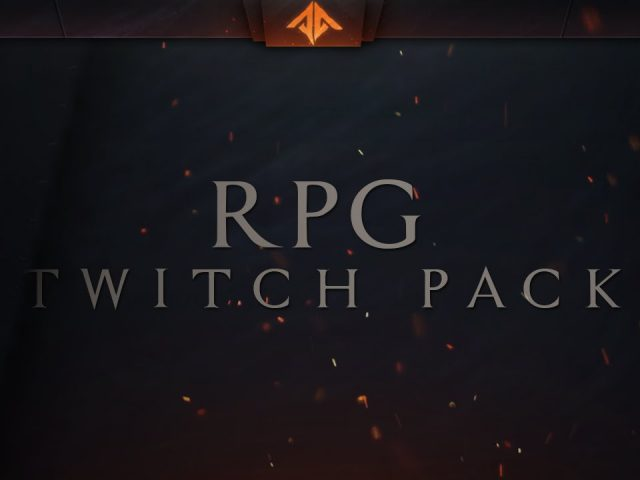 RPG Adventure | Twitch Pack