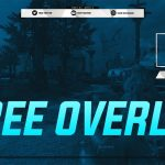 FREE Twitch Call Of Duty Overlay Template | +DOWNLOAD | Photoshop CC, CS6