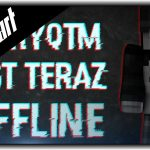 SpeedArt #1 – Twitch offline banner dla Patryqtm
