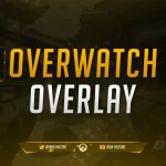 FREE TWITCH OVERWATCH OVERLAY TEMPLATE | +DOWNLOAD | Photoshop CC/CS6