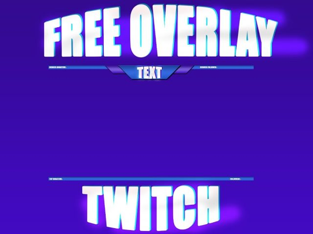 TwitchBoard - Free Twitch Overlays and Graphics - Part 23