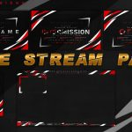 Free: GFX Twitch Streaming Pack w/Download @MatrixDesigns