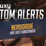 Free Animated Twitch Alerts for Muxy.io – Custom CSS