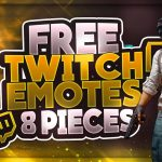 Free PUBG Twitch Emotes | +Premium Version | GFX | Seangraphicx
