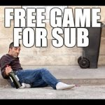 Free Game with Twitch Sub! - Playing Rocket League