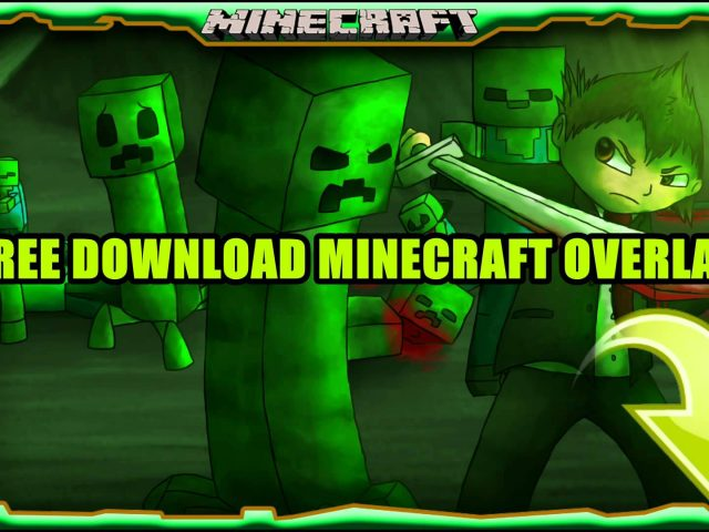 [FREE] Twitch Overlay MINECRAFT : [ PNG ] free download