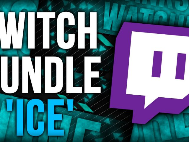 Free Twitch Bundle | #1 – 'Ice'