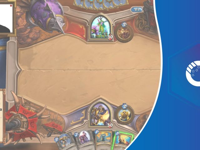Free Twitch Overlay Template PSD HearthStone | 100% Editable