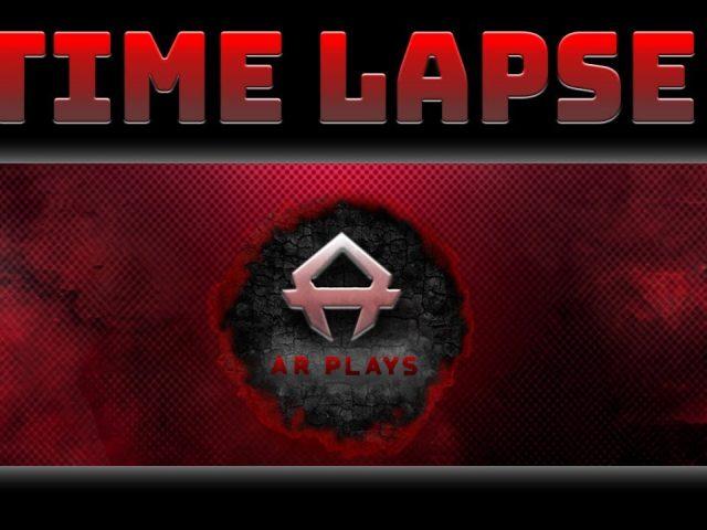 Twitch Banner Time-Lapse (GFX)