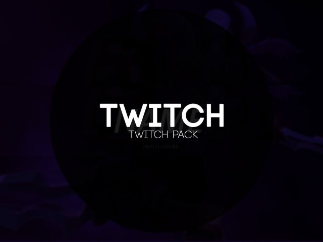 FREE Twitch Pack – Twitch | 5ergiveaways S01E88