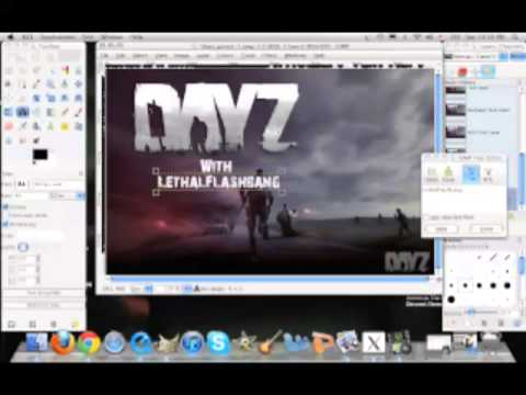 How to Make An AFK Picture for Twitch/Justin.tv – Works With Any Game!!!