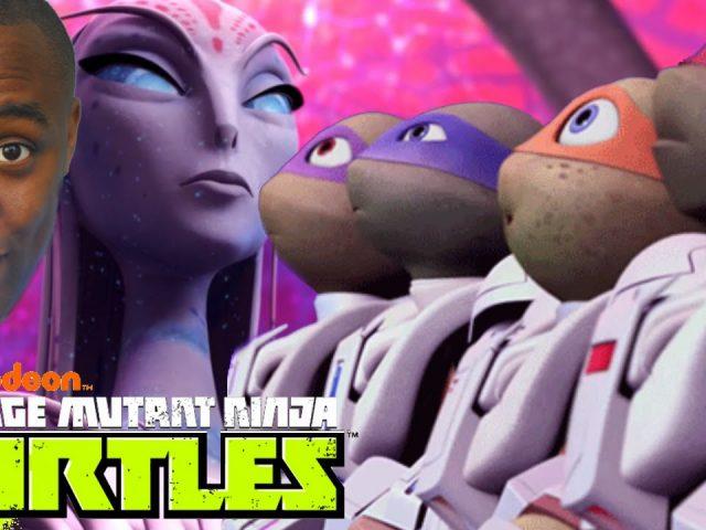 "NINJA TURTLES ""Cosmic Ocean"" Review + TMNT WonderCon Panel Info"