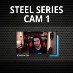 Free Twitch Overlay Template - Stream Steel Series Cam 1 - PSD - Free Download
