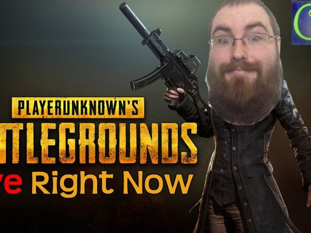 PUBG Battlegrounds Gameplay Live Streams Right Now
