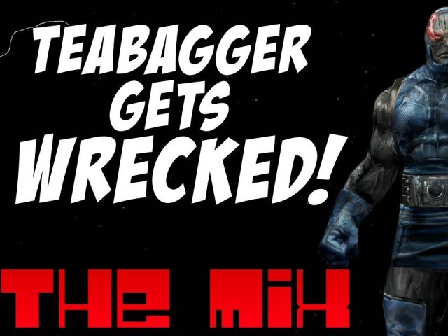 TEABAGGER GETS WRECKED! | THE MIX #3 (Injustice 2, For Honor, and More!)