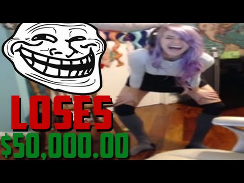 Twitch Troll Donates $50,000 and can't refund it…
