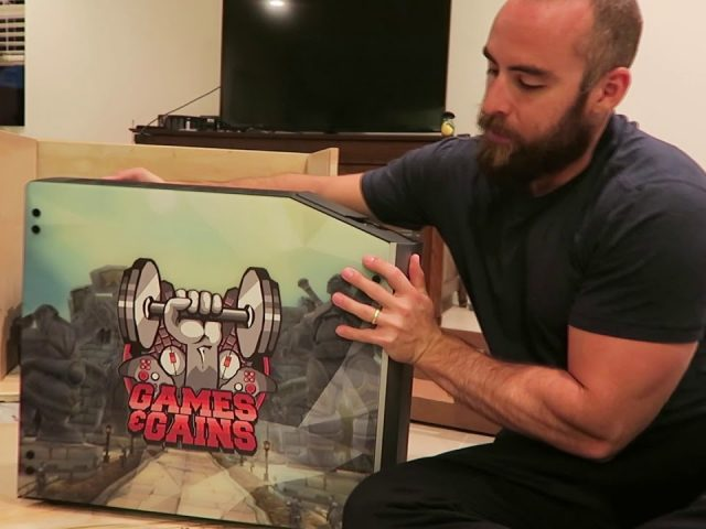 "BajheeraIRL – Epic ""GAMES & GAINS"" OriginPC Unboxing – Officially Sponsored by OriginPC"