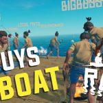 Raft - 8 GUYS, 1 BOAT - feat. GuacamoleJones & Modgey