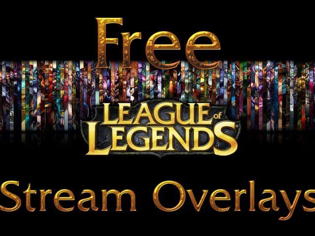 League of Legends Queue Stream Overlay (Download in Description)