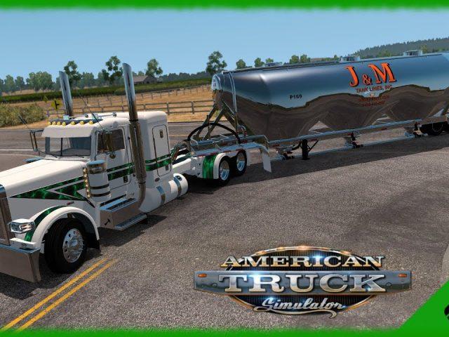 American Truck Simulator – Viper2 Peterbilt 389 v2.2