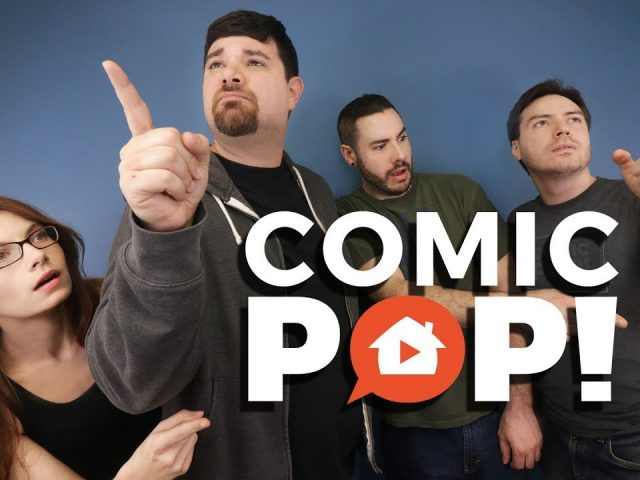Join ComicPOP! – Official Channel Trailer