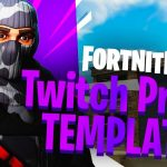 NEW FORTNITE TWITCH PRIME SKINS & ITEMS TEMPLATE! (FREE Fortnite GFX Thumbnail Template!)