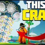 ASTROKART ! Crazy Astroneer Build! Astroneer Gameplay   Z1 Gaming