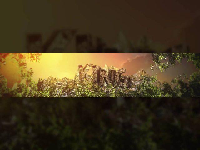 Banner Nature Showcase – King K. [4]
