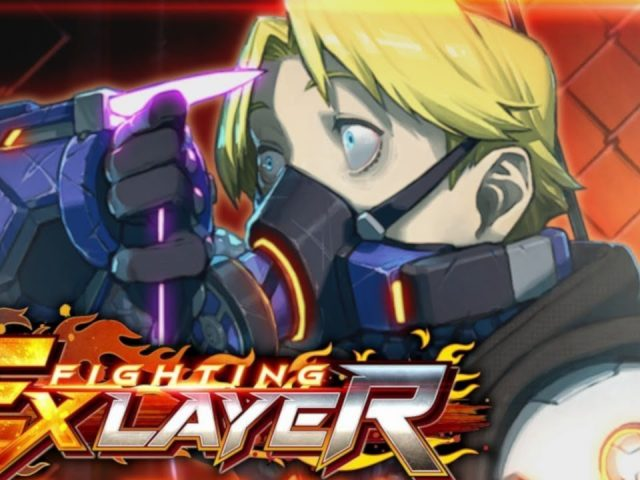 FIRST MATCHES ONLINE | Fighting Ex Layer (D Dark Gameplay Commentary)