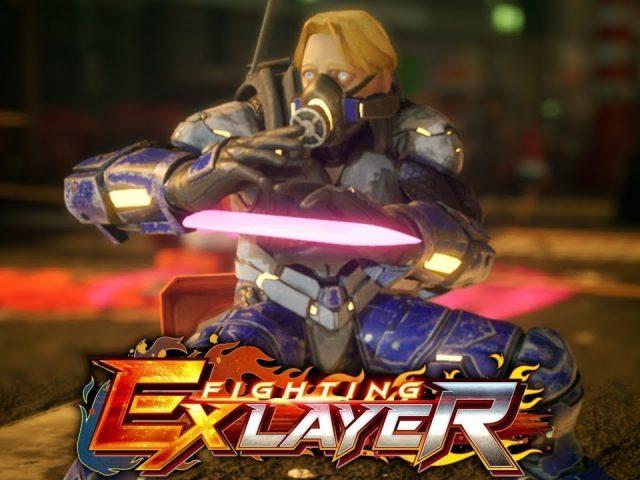 D DARK MIRRORS!! | Fighting EX Layer Online Matches
