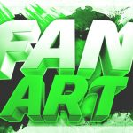 Fan Art Banner - @Estrupa27 - Speed Art (hago banners gratis)
