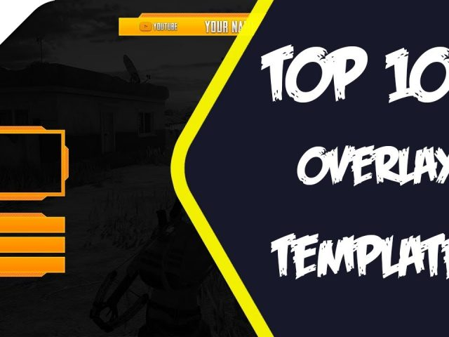 TOP 100 OVERLAY TEMPLATES #2 + FREE DOWNLOAD