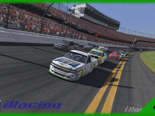 iRacing  – Truck Racing from Daytona
