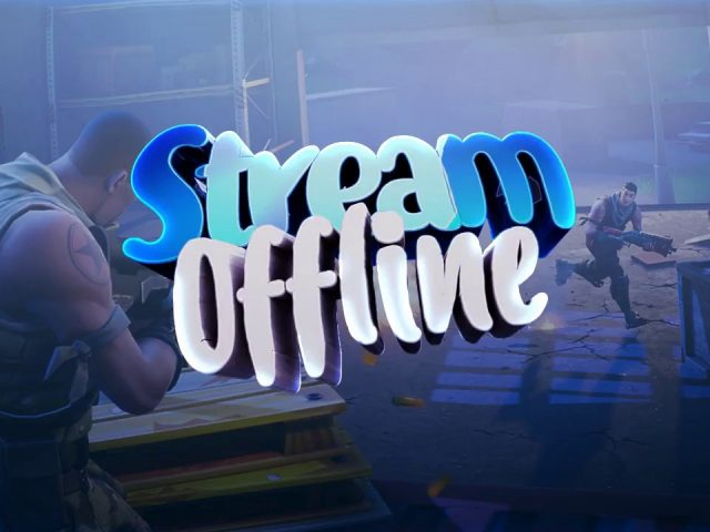 (Free to Use) Twitch Stream Offline Wallpaper